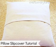 Couch Pillows 479422322808336988 - How To Sew a Pillow Slipcover tutorial Source by callinine Sewing Pillows, Diy Pillows, Couch Pillows, Pillow Ideas, Chair Cushions, Sewing Hacks, Sewing Tutorials, Tutorial Sewing, Sewing Ideas