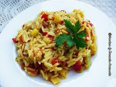 Rice, Ethnic Recipes, Food, Salads, Essen, Meals, Yemek, Laughter, Jim Rice