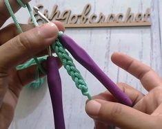 Crochet Angel Pattern, Crochet Motif, Crochet Designs, Crochet Lace, Crochet Stitches, Crochet Cord, Crochet Bracelet, Cute Crochet, Crochet Handles