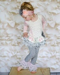 2015 Giggle Moon Graced Swing Set Preorder 3 Months to Baby Outfits, Little Girl Dresses, Toddler Outfits, Kids Outfits, Girls Dresses, Toddler Girls, Baby Girls, Little Girl Fashion, Toddler Fashion