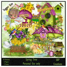 SBP Creations: Springtime