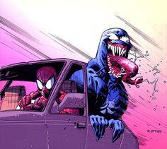Comic Art by Ryan Ottley