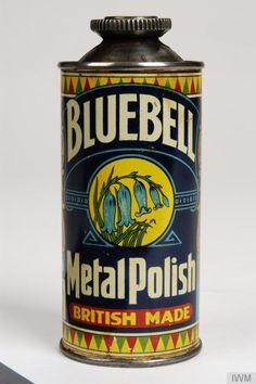Metal polish.