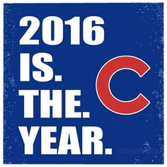 Image result for this is the year chicago