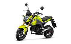 Scarica sfondi Honda Grom MSX125, 4k, 2017 moto, moto giapponesi, Honda