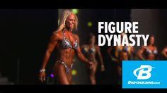 Figure Dynasty: How Nicole Wilkins Won Her Fourth Olympia - Bodybuilding...