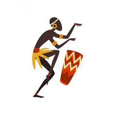 Worli Painting, Flower Painting Canvas, Diy Canvas Art, Fabric Painting, African Artwork, African Art Paintings, Arte Tribal, Tribal Art, African Logo
