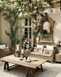 Image result for shabby chic interior design