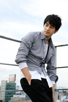Kim Sang-bum, known by the stage name Kim Bum, is a South Korean actor, singer, and model. Boys Over Flowers, Boys Before Flowers, Kim Bum, Korean Star, Korean Men, Asian Actors, Korean Actors, Sexy Asian Men, Artist
