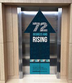 CAAS Elevator Signage