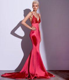 Gemeli power - lady mai f - gowns выпускные платья, платья κ Grad Dresses Long, Ball Dresses, Satin Dresses, Ball Gowns, Formal Dresses, Long Mermaid Dress, Mermaid Prom Dresses, Simple Prom Dress, Gowns Of Elegance