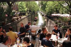 Little Venice in Paddington - Places you won't believe are in London