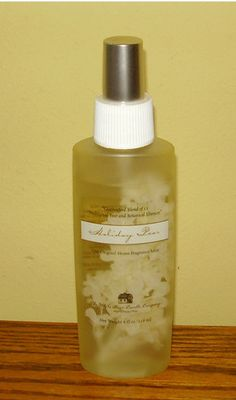 White Barn Candle Co. Room Spray in Holiday Pear (via ebay)
