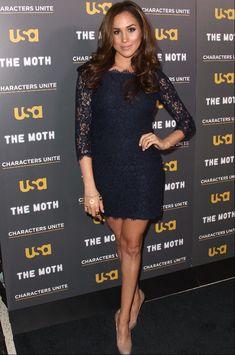 Kate Middleton y Meghan Markle tienen el mismo vestido de encaje en sus clósets