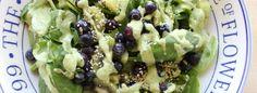 Exotic summer salad