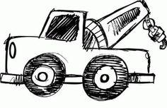tow truck clip art clipart best