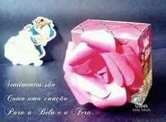 Bela e a Fera para Júlia by Oliver Festas Infantis