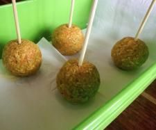 Healthy RAW Carrot Cake Pops for Back to School | Official Thermomix Recipe Community