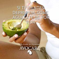 ¡Ánimo que ya es viernes! #Avocare #Oleolab #CocinaSaludable #Aguacate #SoyPositivo