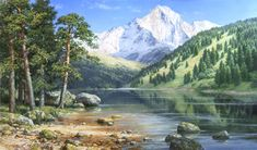 Michael Satarov Markapol Lake