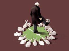 """Müller, the memorable"". Article about Alzheimer suffering this football myth. Text Alberto Salcedo Ramos, for Papel. El Mundo Newspaper. ........ ""Müller, el memorable"". Artículo sobre el alzheimer que padece este mito futbolístico. Texto de Alberto Salcedo Ramos, para Papel.  http://www.elmundo.es/papel/firmas/2015/10/17/561f71ede2704e9d508b45ba.html"