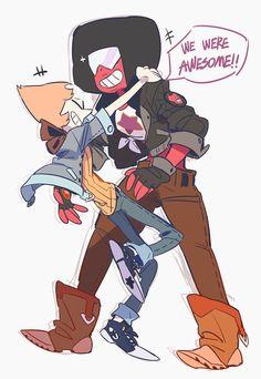 Steven Universe Fan Art! — telsonknife:   We were awesome!!
