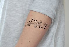 Harry Potter Tattoo / Fake Tattoo / Fan Tattoo / Temporary Tattoo / HP Tattoo / Tattoo Black and White Tattoo Floral Tattoo by temp tat, Fan Tattoo, Tattoo Line, Temp Tattoo, Temporary Tattoo, Wrist Tattoo, Mini Tattoos, Black Tattoos, Small Tattoos, Tattoos For Guys