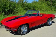 1963 Chevrolet Corvette...I need one to represent the year I was born!!  Make a great birthday gift...hint hint!!
