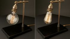 Edison Lamps: Vintage Look With Modern Tech