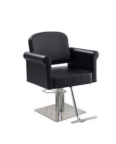 rutherford white salon chair - Salon Chair