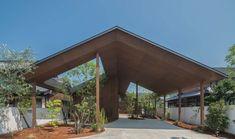 武藤圭太郎建築設計事務所 『HINO2 日野の大屋根』  https://www.kenchikukenken.co.jp/works/1355449792/210/  #architecture #建築