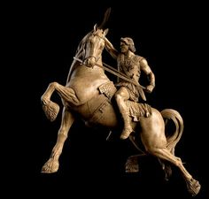 Alexander the great, ARH statues