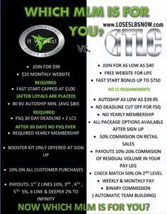 It Works Global vs. Total Life Changes. Simplified here you have it, both are awesome companies, it's your call on which is for you !! Much success to all !!  www.LOSE5LBSNOW.com  #positionyourself #wealthconnect #blingagain #jointhemovement #writeyourowncheck #6figureincomeearners #massiveaction #healthyiswealthy #dreamagain #prosperitynow #wewinning #leaders #makemoneyinyoursleep #liveagain #bethechange #joinmenow #teamovement #entrepreneur #success #barbers #iasotea #drinkmoretea…
