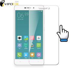 Voor xiaomi redmi 3 gehard glas 5.0 inch 9 h 2.5d premium screen protector film voor xiaomi redmi3 hongmi 3 pro 3 s 3x mobiele telefoon