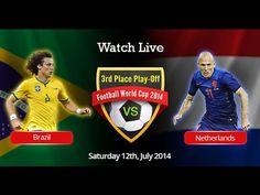 {Watch} Brazil vs Netherlands Live Stream Online