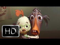O Galinho Chicken Little filme completo dublado em portugues - Filmes de animação - Completo Dublado. / Chicken Little full movie dubbed in Portuguese - Animation films - Complete Voiced.