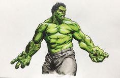 #Hulk #Fan #Art. (HULK) By: Yaubhan. ÅWESOMENESS!!!™ ÅÅÅ+