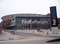 FedEx Forum is home to the Memphis Grizzlies. It is also the Memphis venue for concerts.