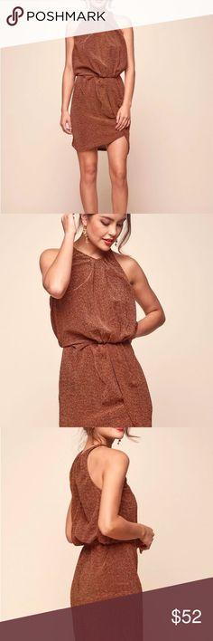 Rust Dress Sparkle Rust Dress Dresses