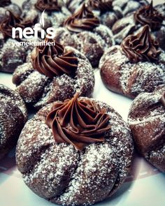 Çikolatalı Kurabiye #çikolatalıkurabiye #kurabiyetarifleri #nefisyemektarifleri #yemektarifleri #tarifsunum #lezzetlitarifler #lezzet #sunum #sunumönemlidir #tarif #yemek #food #yummy