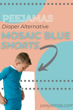 Mosaic Blue is not just another pajama design, but THE BEST overnight potty training pants for every girls! It is the perfect diaper alternative and the best product to use for potty training because it is environmentally friendly. This pajamas are 100% reusable and will surely love by your toddlers! #PottyTrainingClothTrainers #OvernightPottyTrainingPants #NighttimePottyTrainingPants #ToddlerPottyTrainingLifeHack