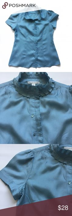 Banana Republic silk cotton Blouse S Banana Republic silk cotton Blouse S, perfect condition Banana Republic Tops