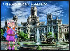 2 de mayo: Día de la Comunidad de Madrid