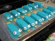 DIY Phineas and Pherb's Perry The Platypus Twinkies