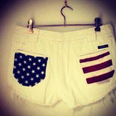 DIY shorts USA