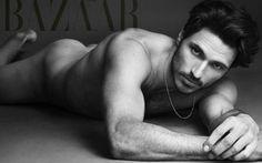 Cómete el cuerpo de Andrés Velencoso desnudo en formato helado