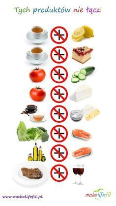 don't eat it together Healthy Tips, Healthy Recipes, Cooking Recipes, Cooking Hacks, Healthy Food, Slow Food, Food Design, Health Diet, Losing Weight Tips
