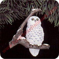 1991 Snowy Owl