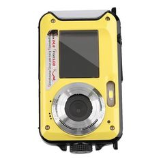 Kivos 2.7inch Waterproof TFT Digital Camera