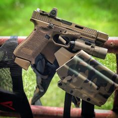 Want to load your magazines faster and easier without wearing out your thumbs? RAE Industries is your HERO! Get yours now and experience loading magazines without pain. Tactical Equipment, Tactical Gear, Tactical Survival, Weapons Guns, Guns And Ammo, 9mm Pistol, Revolvers, Glock Mods, Agency Arms